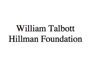 http://hillmanfamilyfoundations.org/foundations/william-talbott-hillman-foundation/