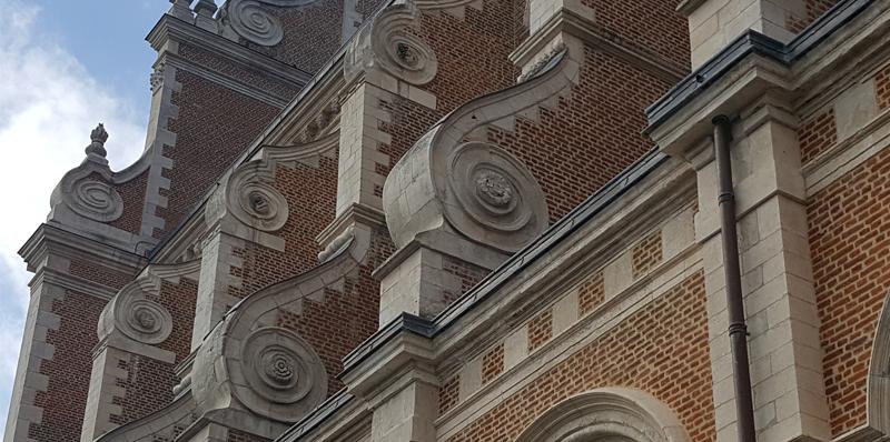 Chapelle des Jésuites de St Omer (Pas de Calais)