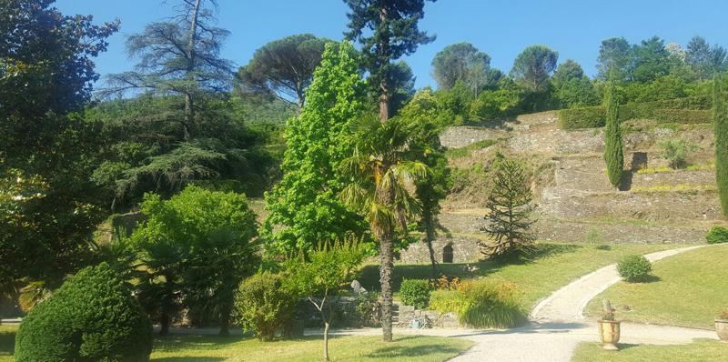 Château d'Oustal de Tarteron (Gard)