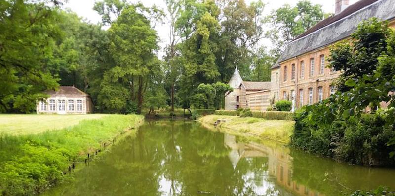 Château de Braux Sainte Cohiére (Marne)