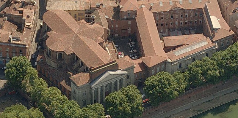 Basilique de la Daurade (Toulouse)